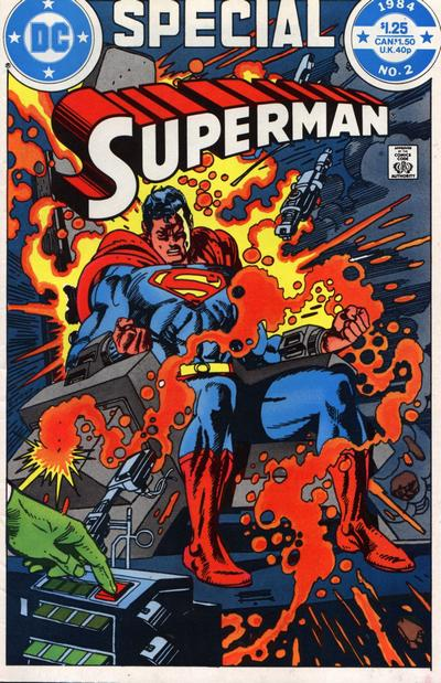 Superman Special Vol 1 2