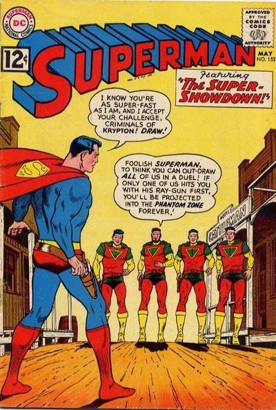 Superman Vol 1 153
