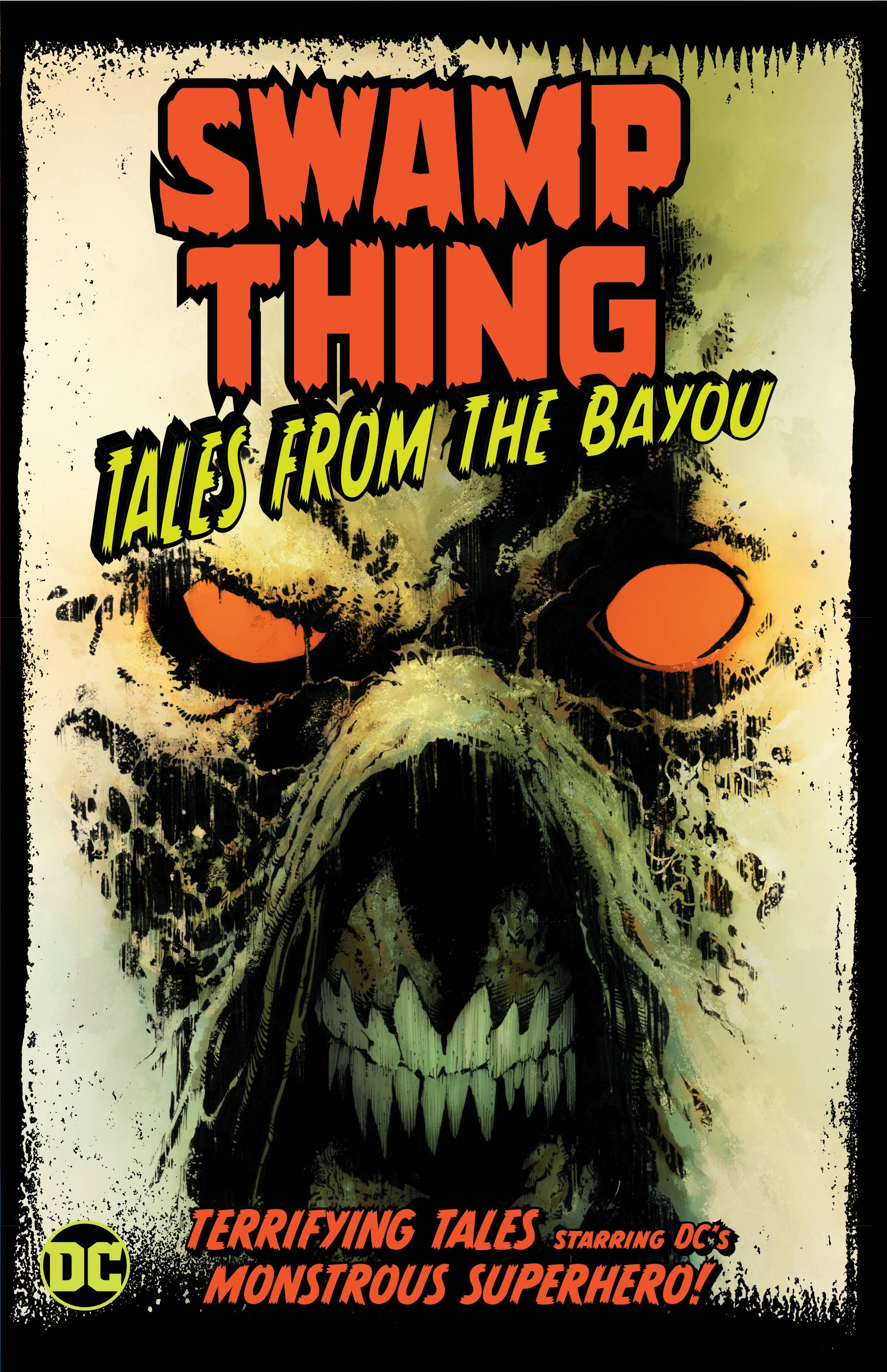 Swamp Thing: Tales from the Bayou (Collected)
