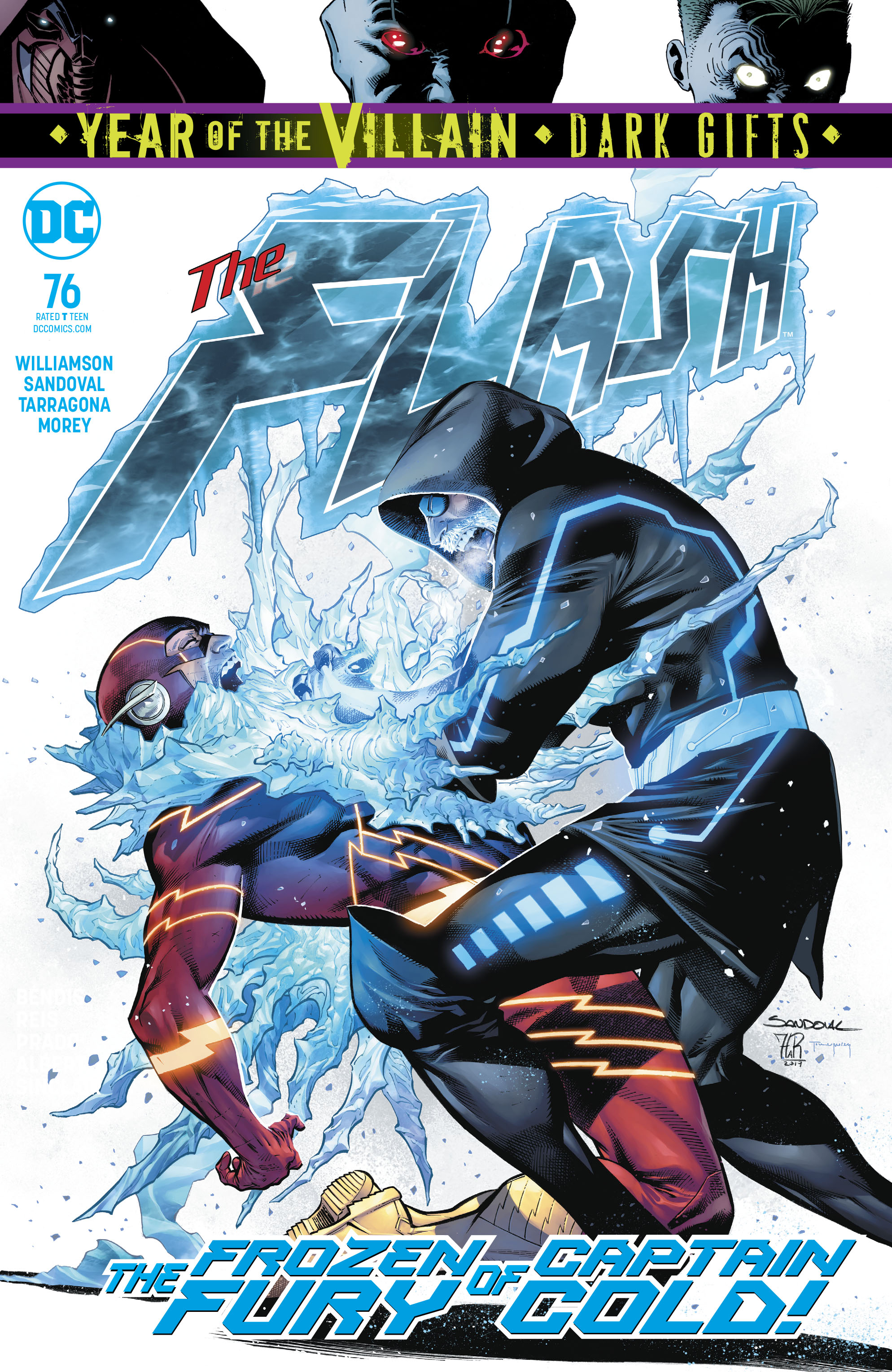 The Flash Vol 5 76