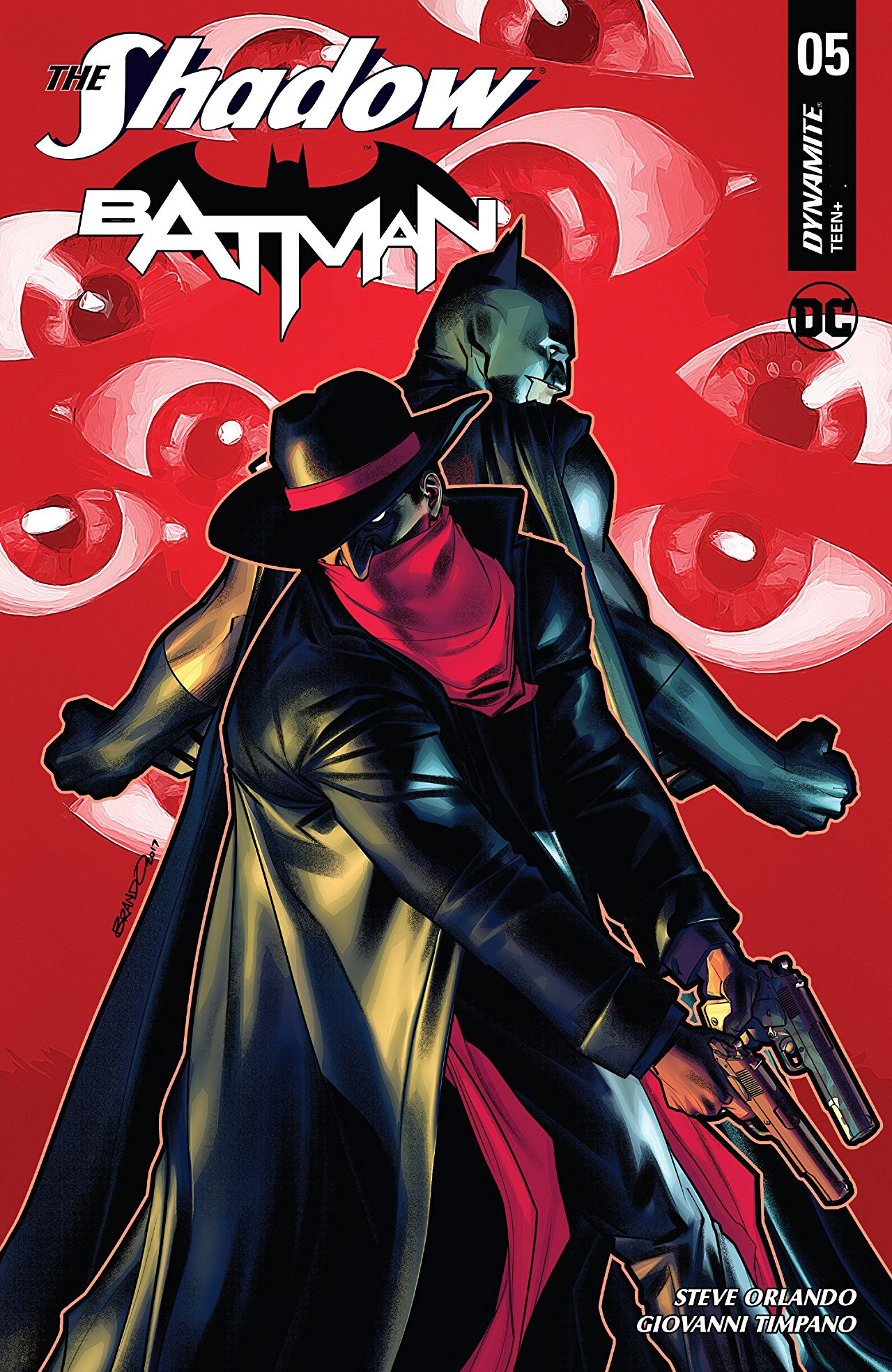 The Shadow/Batman Vol 1 5