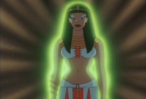 Batman (1992 TV Series) Episode: Avatar