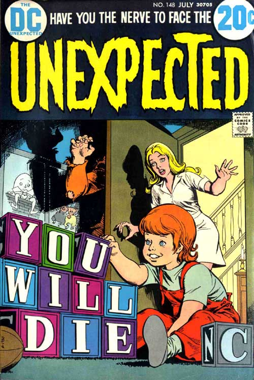 The Unexpected Vol 1 148