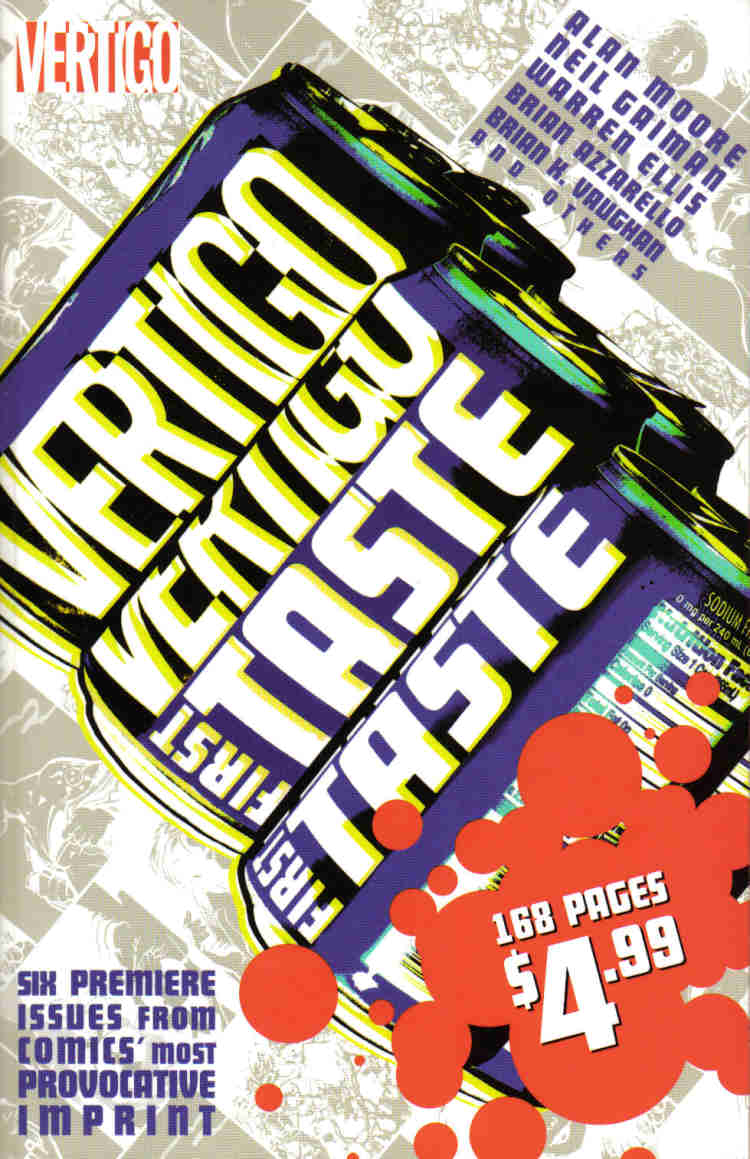 Vertigo: First Taste (Collected)