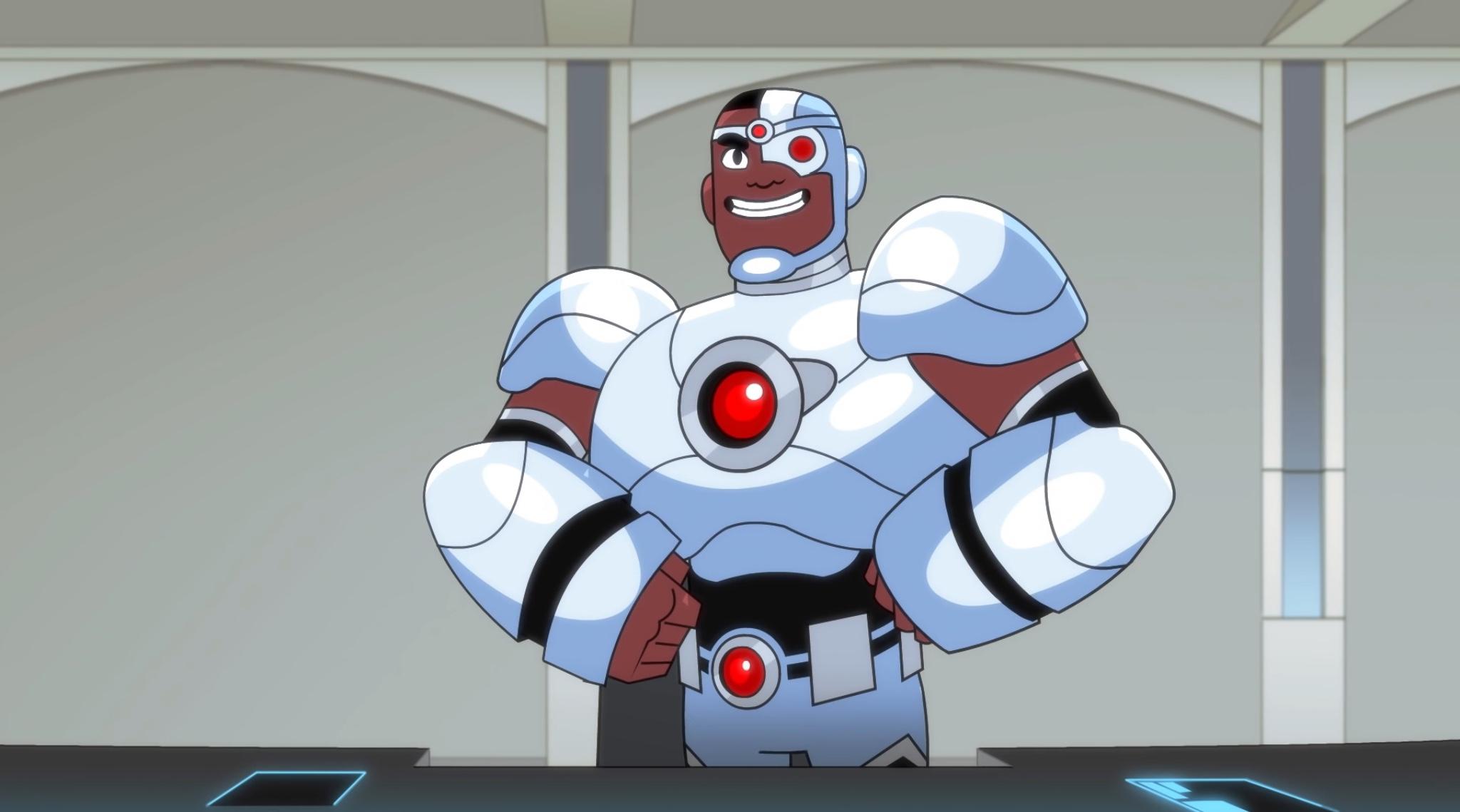 Victor Stone (DC Super Friends Web Series)