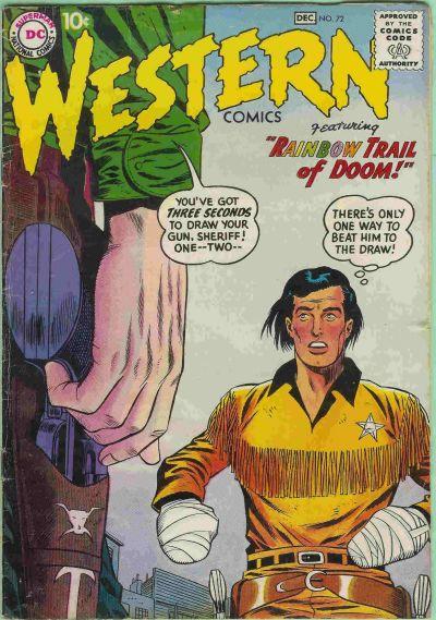 Western Comics Vol 1 72