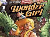 Wonder Girl Vol 1 1