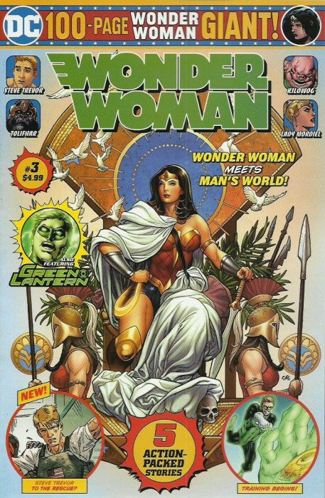 Wonder Woman Giant Vol 2 3