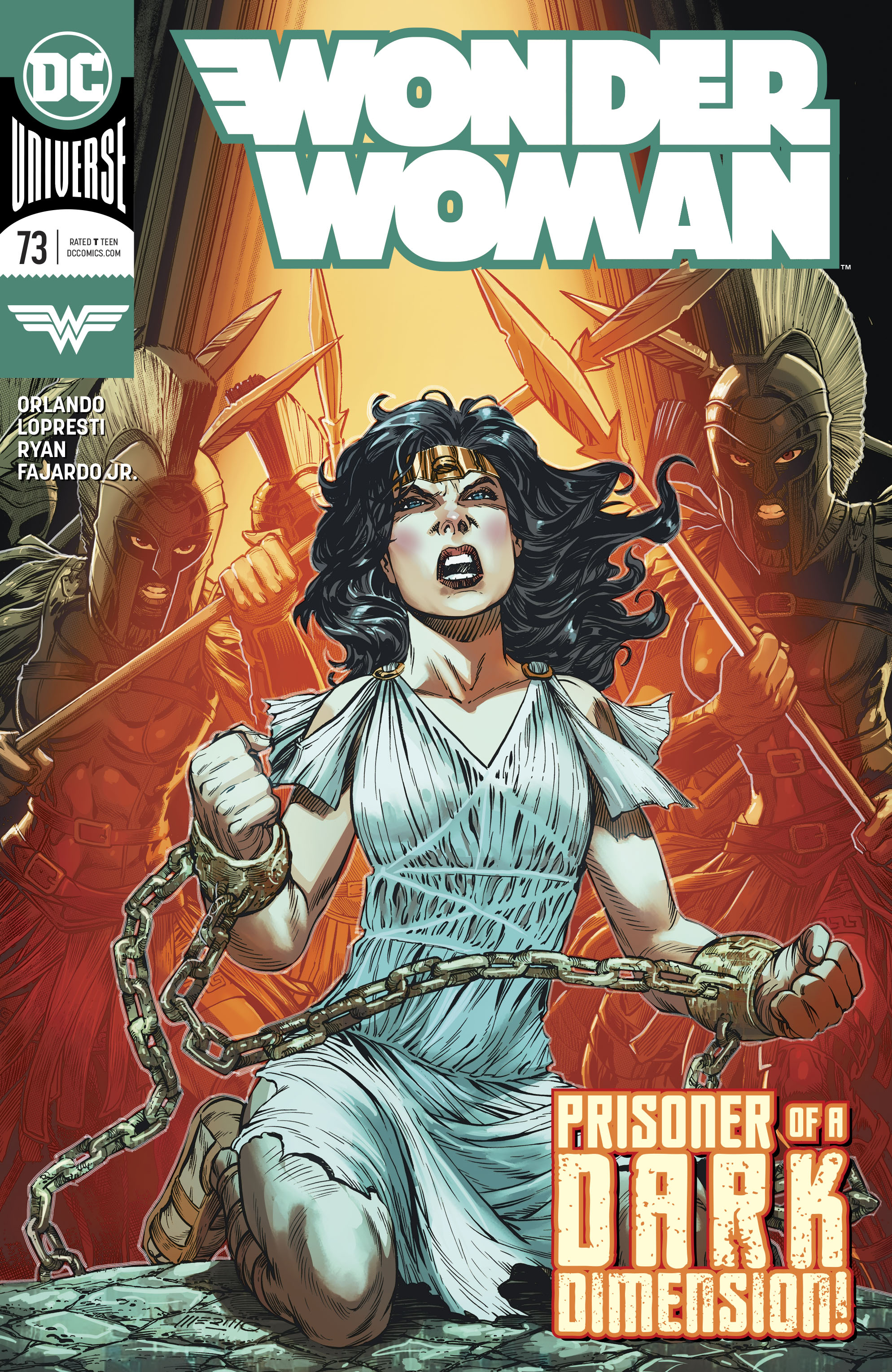 Wonder Woman Vol 5 73