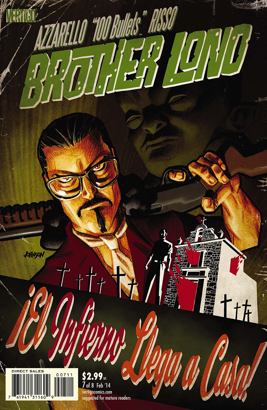 100 Bullets: Brother Lono Vol 1 7