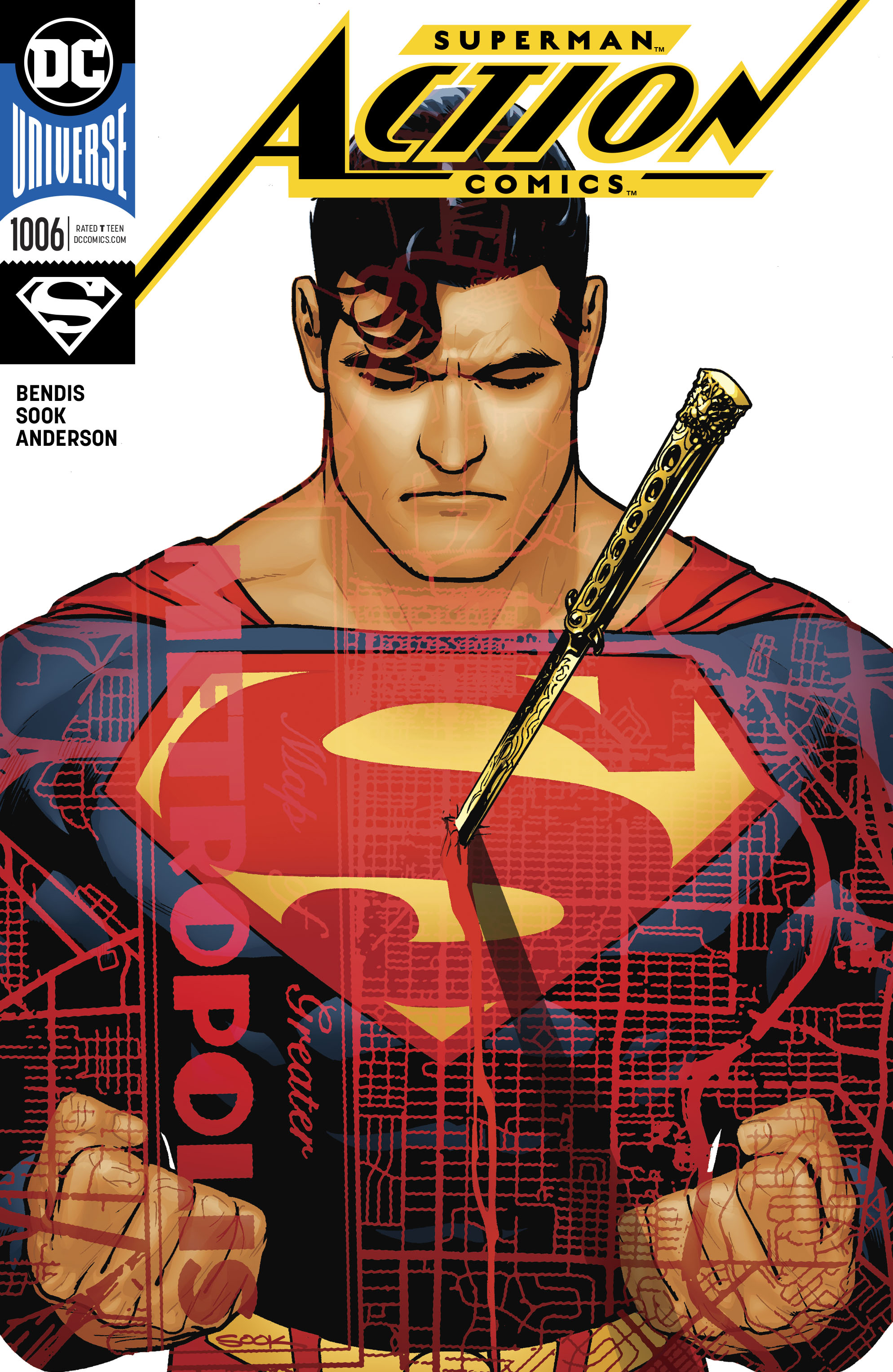 Action Comics Vol 1 1006