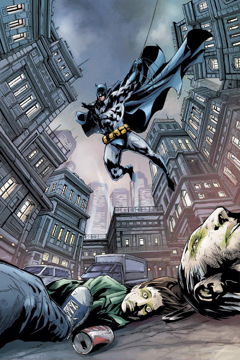 Batman: Journey Into Knight Vol 1 4