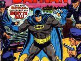 Batman Vol 1 201