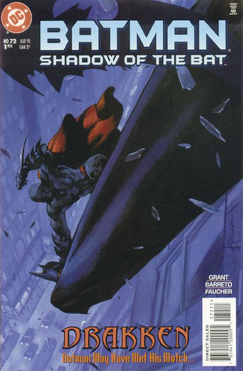 Batman: Shadow of the Bat Vol 1 72