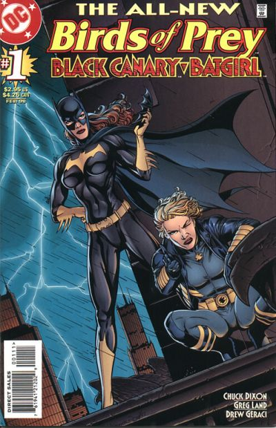 Birds of Prey: Batgirl Vol 1 1