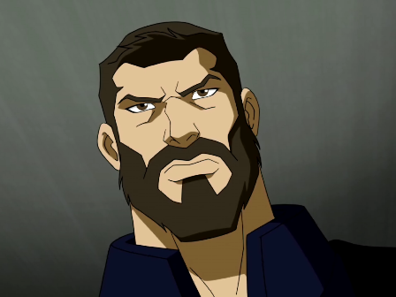 Burton Thompson (Earth-16)