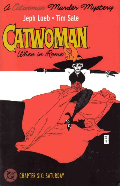 Catwoman: When in Rome Vol 1 6