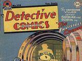 Detective Comics Vol 1 138