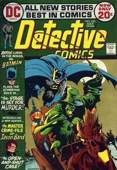 Detective Comics Vol 1 425