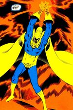 Doctor Fate strikes!