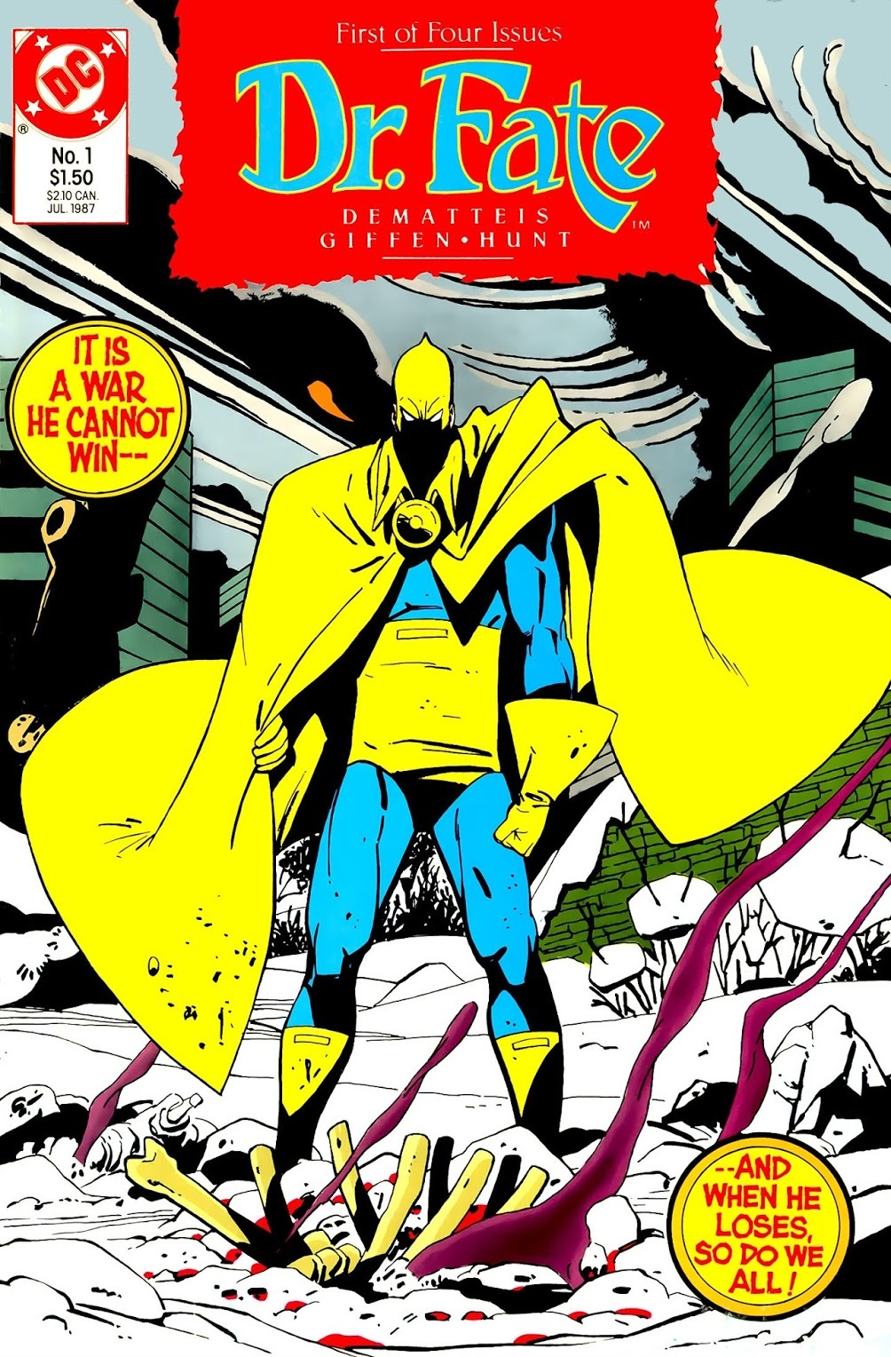 Doctor Fate Vol 1 1