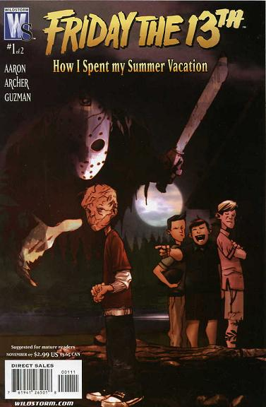Friday the 13th: How I Spent My Summer Vacation Vol 1