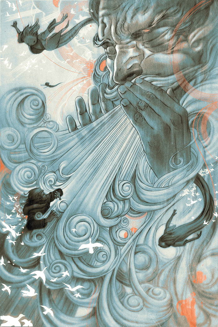 North Wind (Fables)
