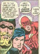 Flash and Green Arrow Earth-154