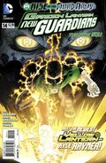 Green Lantern New Guardians Vol 1 14