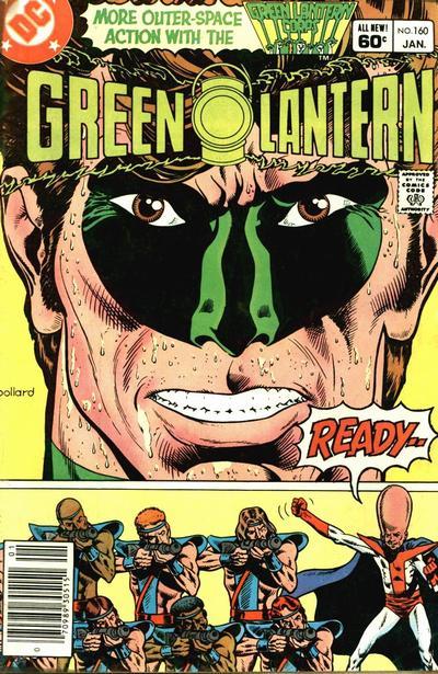 Green Lantern Vol 2 160
