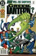 Green Lantern Vol 3 25