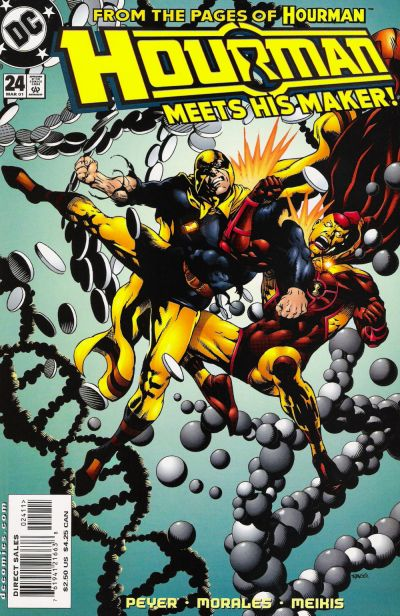 Hourman Vol 1 24