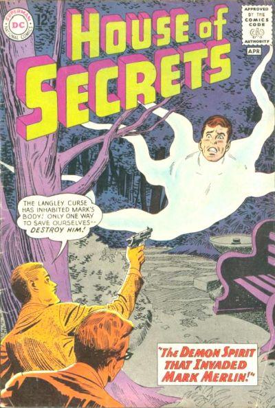 House of Secrets Vol 1 59