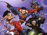 JLA: Rules of Engagement (Collected)