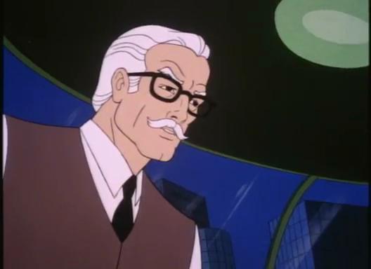 James Gordon (New Adventures of Batman)