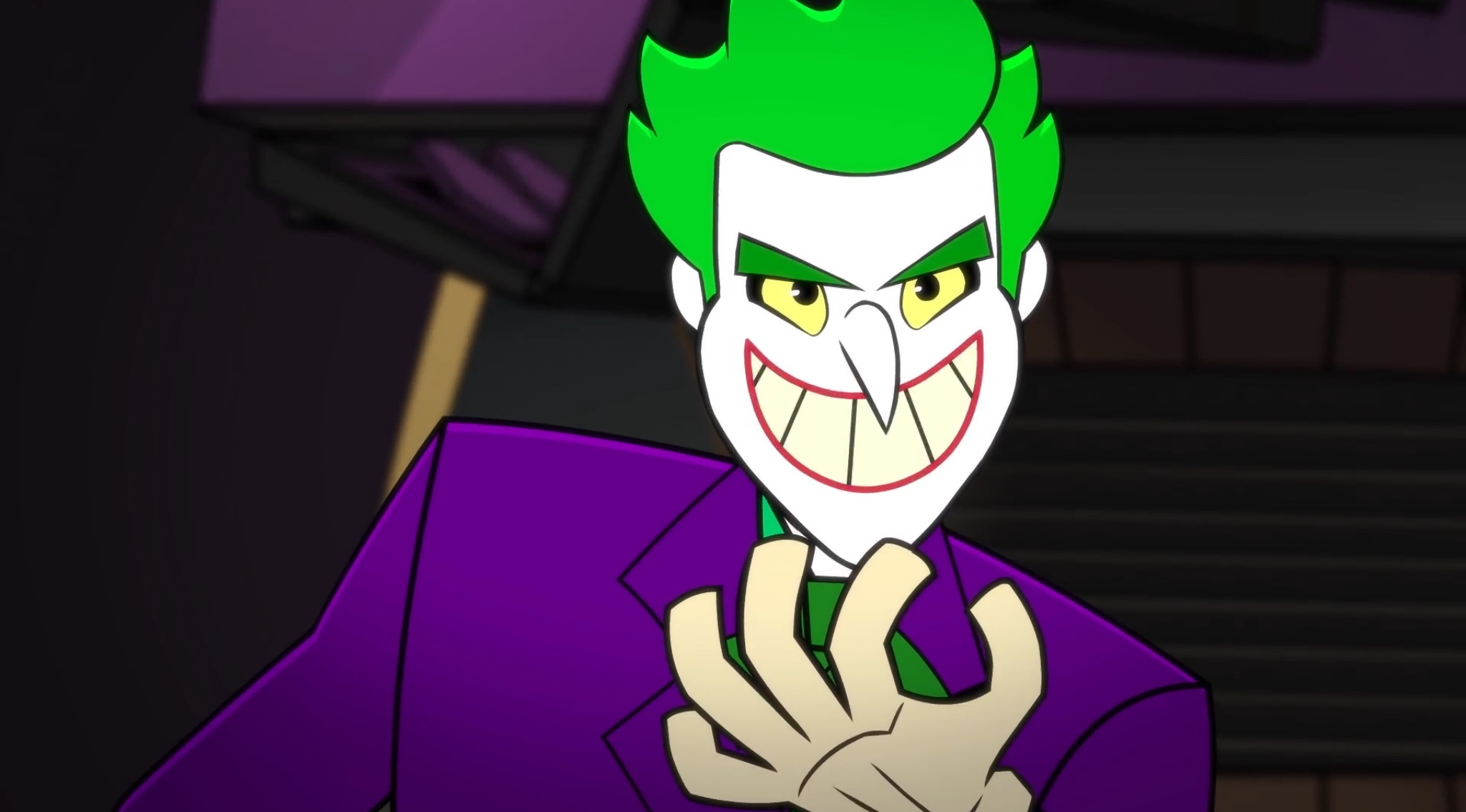 Joker (DC Super Friends Web Series)