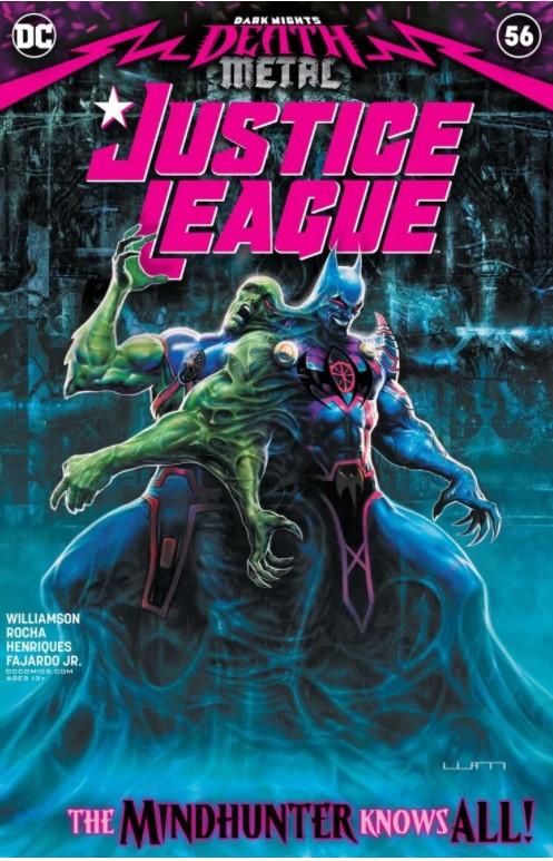 Justice League Vol 4 56