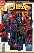 Justice League of Aliens Vol 1 1