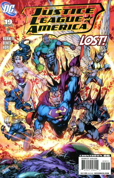 Justice League of America: Sanctuary