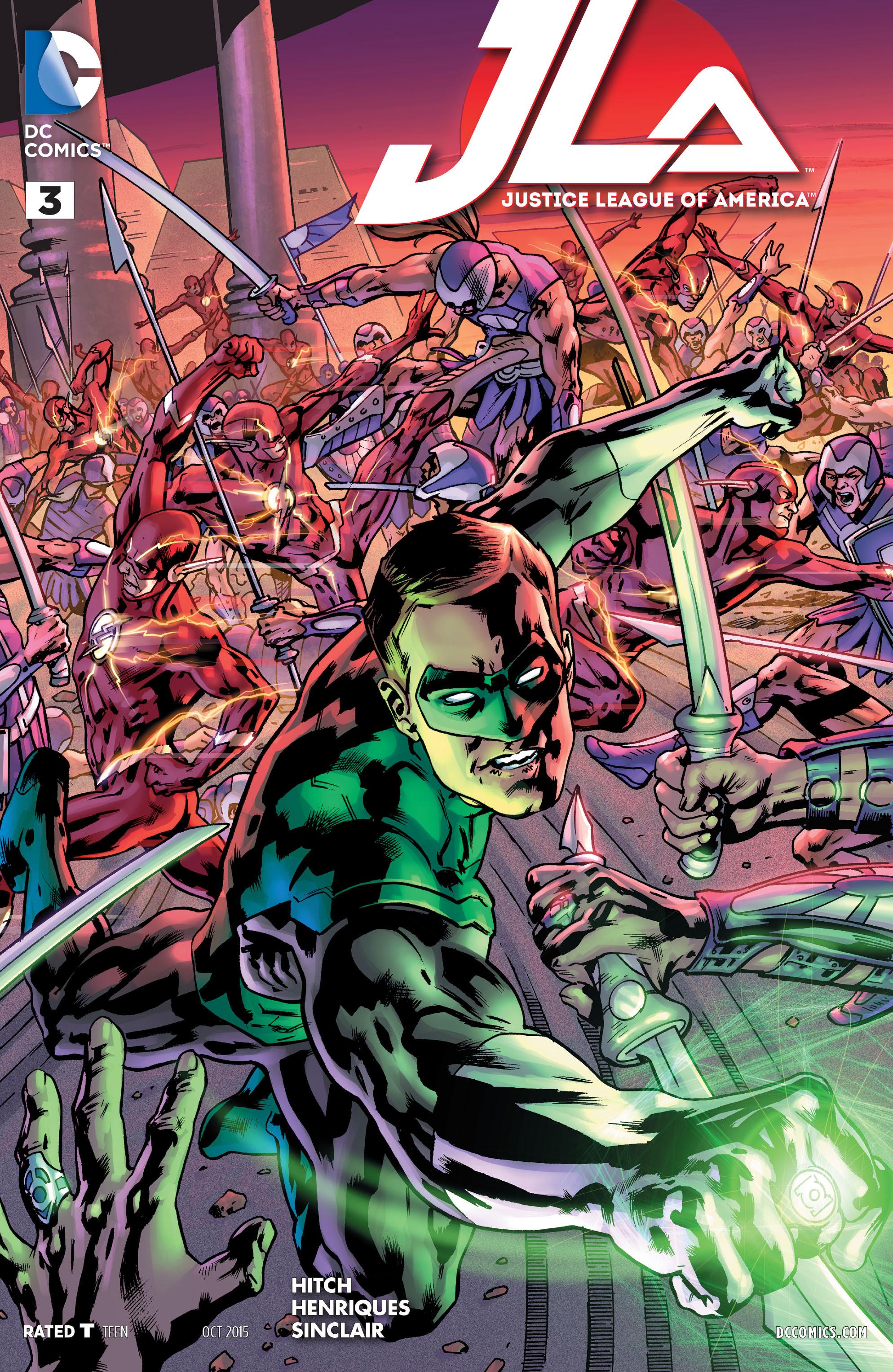 Justice League of America Vol 4 3