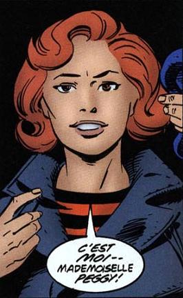 Mademoiselle Peggy (Amalgam Universe)