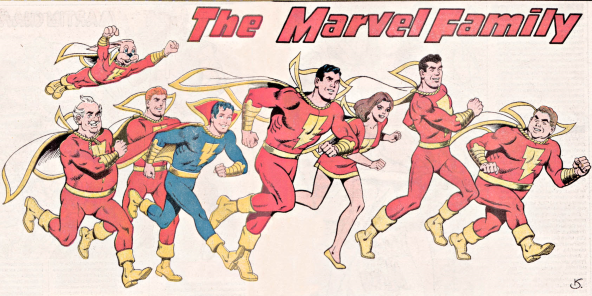Marvel Family (Earth-S)