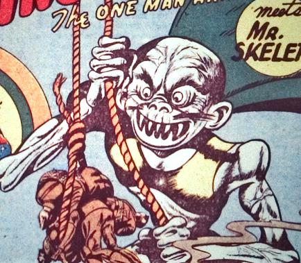 Mister Skeleton (Earth-S)