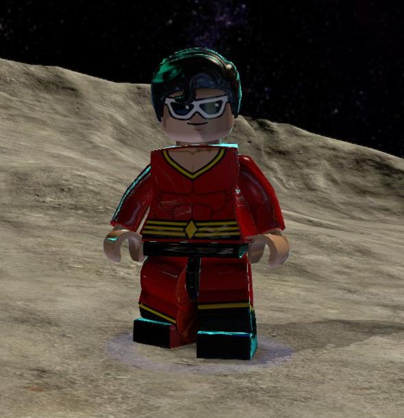 Patrick O'Brian (Lego Batman)
