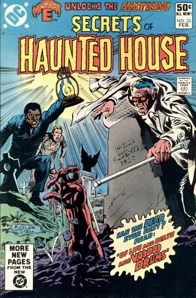 Secrets of Haunted House Vol 1 33