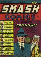 Smash Comics Vol 1 29