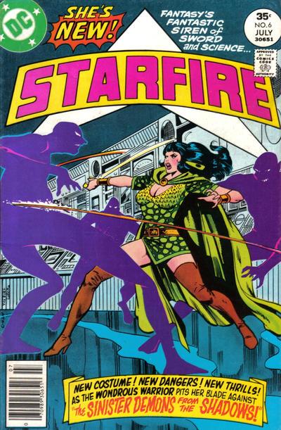 Starfire Vol 1 6
