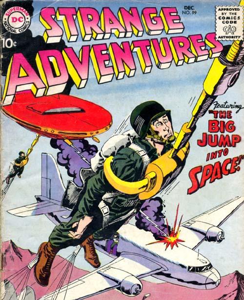 Strange Adventures Vol 1 99
