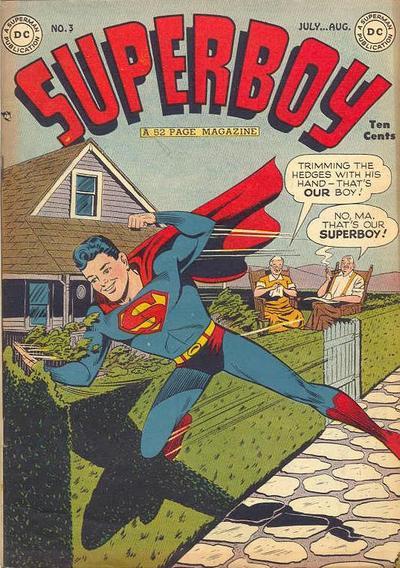 Superboy Vol 1 3