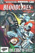 Superman - Man of Steel Annual 2